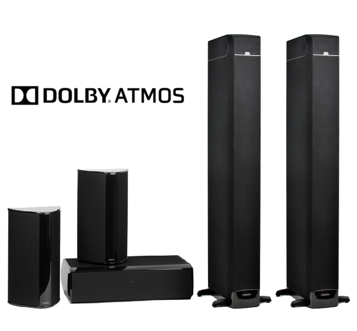 Dolby Atmos Definitive Technology