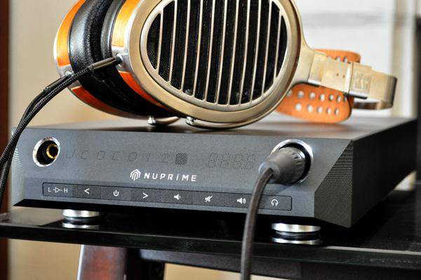 NuPrime DAC-10 i ST-10 na Audio Video Show 2017