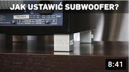 Jak ustawić subwoofer?